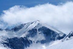 Col Dino Mountain Royalty Free Stock Photo
