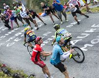 Tour de France Mood - Tour de France 2015 Stock Photos