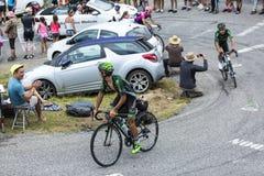 The Cyclist Bryan Coquard - Tour de France 2015 Stock Photos