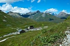 Col du Grand Saint Bernard Stock Images