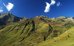 Col Du Tourmalet. In France Royalty Free Stock Photos