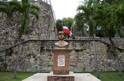 Col. Francisco Alberto Caamaño Deño Royalty Free Stock Image