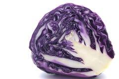 Col púrpura Imagen de archivo libre de regalías