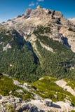 Col Rosa Mountain - Dolomites, Italy. Europe Stock Photos