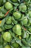 Col verde y otras verduras Foto de archivo libre de regalías