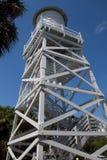 Col Watertower dominante Fotos de archivo libres de regalías
