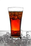 Cola Imagem de Stock Royalty Free