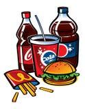 Cola Immagini Stock Libere da Diritti