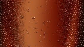 Cola bubbles (seamless loop) + alpha matte