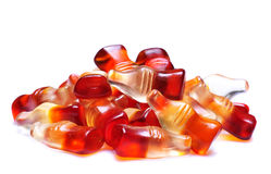 Cola Candy Stock Photography