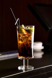 Cola Coktail Royalty Free Stock Images