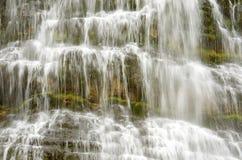 Cola de Caballo. Waterfall in Ordesa National Park, Pyrenees, Huesca, Aragon, Spain royalty free stock photography