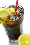 Cola do limão Imagens de Stock Royalty Free