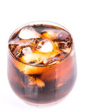 Cola Drink With Ice IV Stock Image