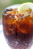 Cola drinks Stock Images