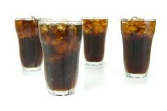 Cola fría Imagenes de archivo