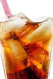 Cola fredda Fotografie Stock