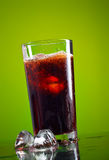 Cola Glass Royalty Free Stock Images