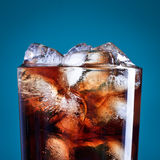 Cola Glass Royalty Free Stock Image