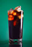 Cola Glass Stock Images