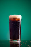 Cola Glass Royalty Free Stock Photo