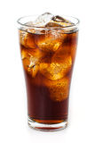 Cola glass Stock Photography