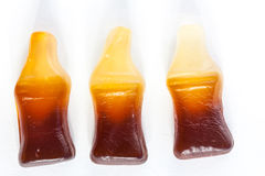 Cola gums Royalty Free Stock Photos