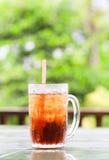 Cola helada Imagen de archivo
