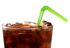 Cola isolata Fotografia Stock Libera da Diritti