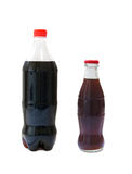 Cola isolated Stock Photos
