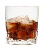 Cola no gelo #3 Foto de Stock Royalty Free