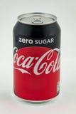 Cola noll kan Arkivfoto