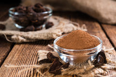 Cola Nut Powder Royalty Free Stock Images