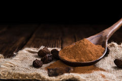 Cola Nut Powder Royalty Free Stock Image