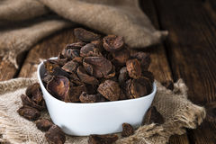 Cola Nuts (dried) Stock Image