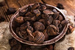Cola Nuts (dried) Stock Photography