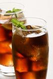 Cola - sodavattendrink fotografering för bildbyråer