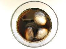 Cola su ghiaccio #2 Fotografia Stock Libera da Diritti