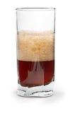 Cola in vetro immagine stock libera da diritti