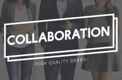 Colaboración Team Group Corporate Business Concept Fotos de archivo