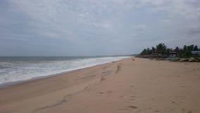 Colachel do litoral Fotografia de Stock