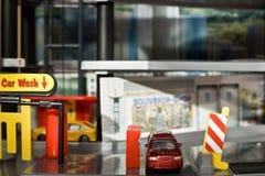 Colada de coche Fotografía de archivo libre de regalías