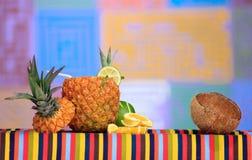 Colada de Piña Photo stock