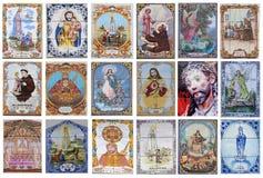 Azulejos ilustração royalty free
