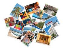 Colagem mexicana fotografia de stock royalty free