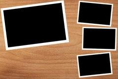 Colagem, quadros vazios Imagens de Stock Royalty Free