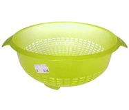 Colander for pasta Royalty Free Stock Photos