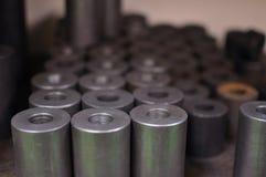 Colar de aço fotografia de stock