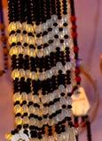 A colar Ornaments a fotografia do objeto Fotografia de Stock