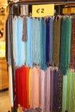 colares e joia para a venda Imagem de Stock